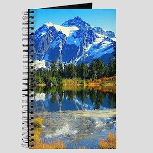 Mountain At Autumn Journal