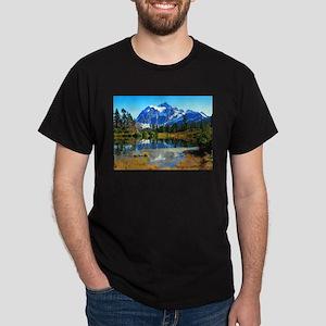 Mountain At Autumn T-Shirt