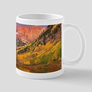 Mountains During Autumn Mugs
