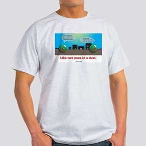 in a duel Light T-Shirt
