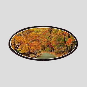 Park At Autumn Patch