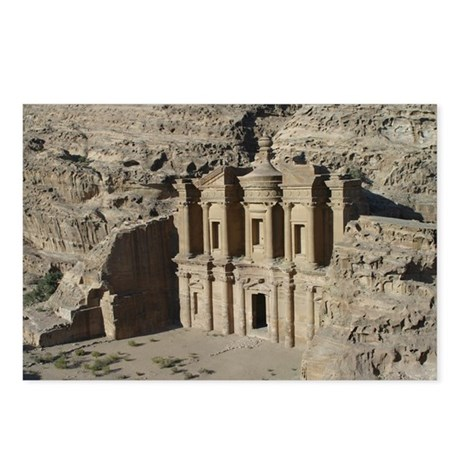 Ancient Petra Collection Postcards (Package of 8)