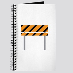 Road Barricade Journal