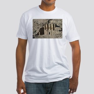 Ancient Petra Collection Fitted T-Shirt