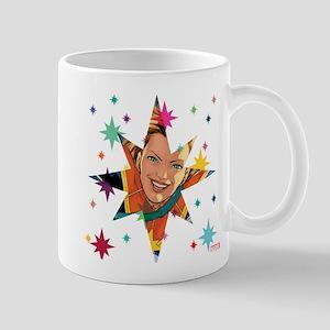 Captain Marvel Stars Mug