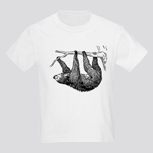 Vintage Sloth Hang In There T-Shirt