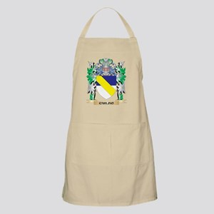 Carlino Coat of Arms - Family Crest Apron