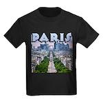 Paris Kids Dark T-Shirt