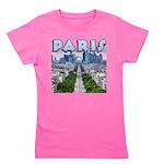 Paris Girl's Tee
