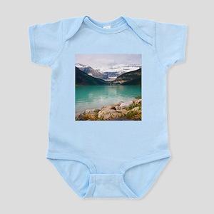 mountain landscape lake louise Body Suit