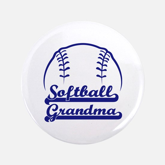 PROUD GRANDMA Button
