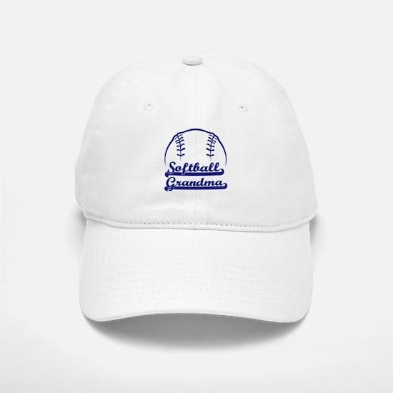PROUD GRANDMA Baseball Baseball Cap