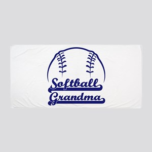 PROUD GRANDMA Beach Towel