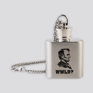 lincoln Flask Necklace