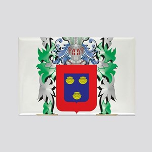 Carmona Coat of Arms - Family Crest Magnets