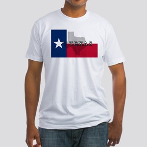 Texas Flag Extra Fitted T-Shirt