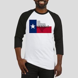 Texas Flag Extra Baseball Jersey