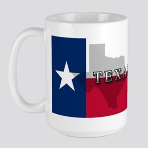 Texas Flag Extra Large Mug