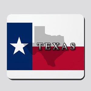 Texas Flag Extra Mousepad