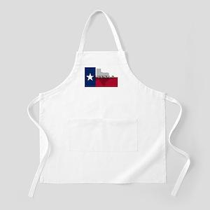 Texas Flag Extra BBQ Apron