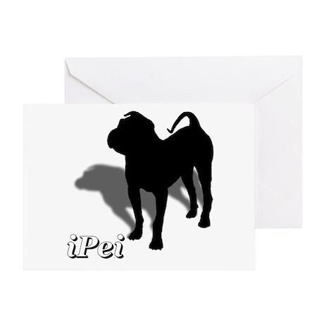 iPei Greeting Card