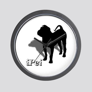 iPei Wall Clock