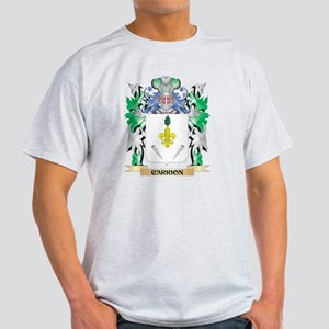 Carrion Coat of Arms - Family Crest T-Shirt