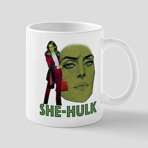 She-Hulk Standing Mug