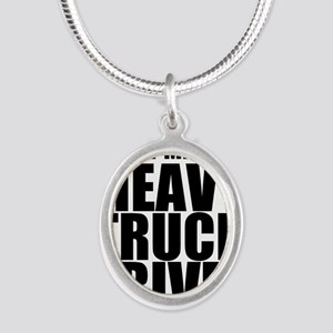 Trust Me, I'm A Heavy Truck Driver Necklaces