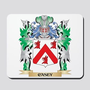 Casey Coat of Arms - Family Crest Mousepad