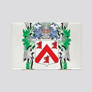Casey Coat of Arms - Family Crest Magnets