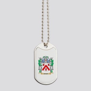 Casey Coat of Arms - Family Crest Dog Tags