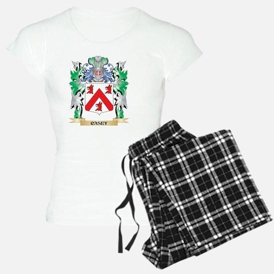 Casey Coat of Arms - Family Pajamas