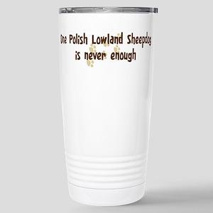 Never enough: Polish Lowland Mugs