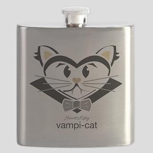 Vampi-Cat Flask