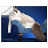 Ragdoll Wall Decals