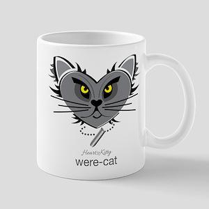 Were-Cat Mugs