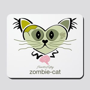Zombie-Cat Mousepad