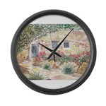 Landscape Large Wall Clock