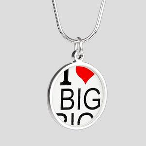 I Love Big Rigs Necklaces