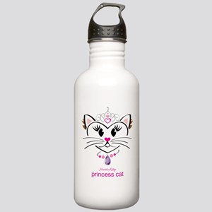 Princess Cat Stainless Water Bottle 1.0L
