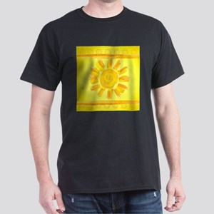 hAPPY SMILEY FACE SUNSHINE YELLOW OR T-Shirt