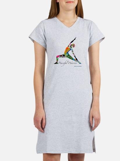 Cute Peaceful Women's Nightshirt