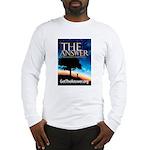 answer_box_front_web2 Long Sleeve T-Shirt