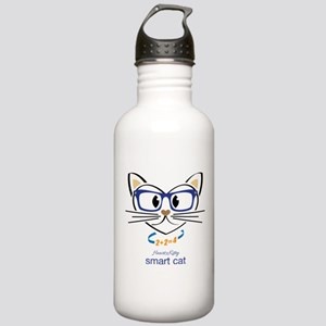 Smart Cat Stainless Water Bottle 1.0L