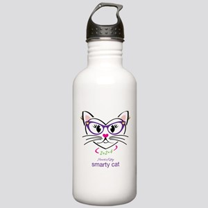 Smarty Cat Stainless Water Bottle 1.0L