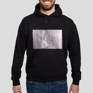Shattered Record Background Sweatshirt