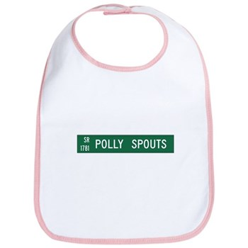 Polly Spouts, McDowell County (NC) Bib