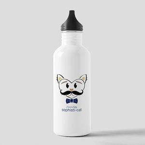 Sophisti-Cat Stainless Water Bottle 1.0L