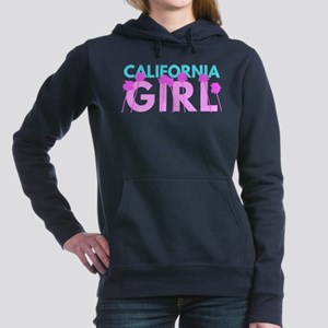 California Girl Women's Hooded Sweatshirt